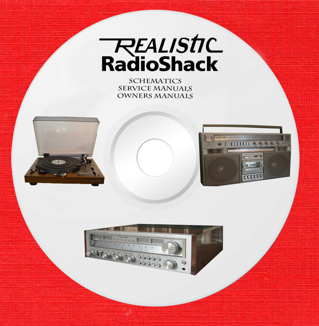 Radio shack 15 302 owners manual ebook array realistic radio shack audio repair service owner manuals on 1 dvd in rh picclick fandeluxe Images