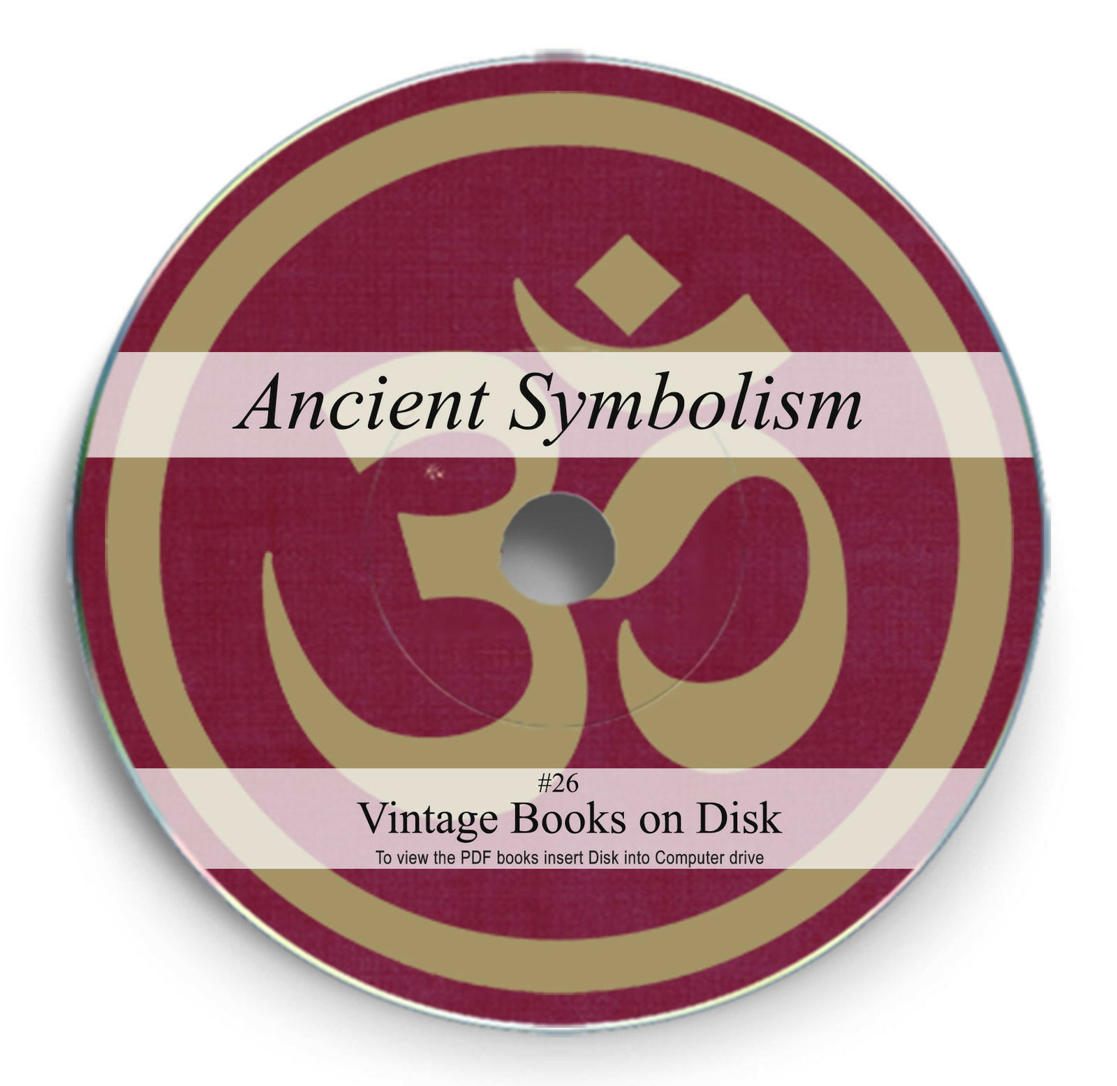 Rare symbolism books on dvd ancient occult symbol sign sacred 1 of 1free shipping fandeluxe Gallery