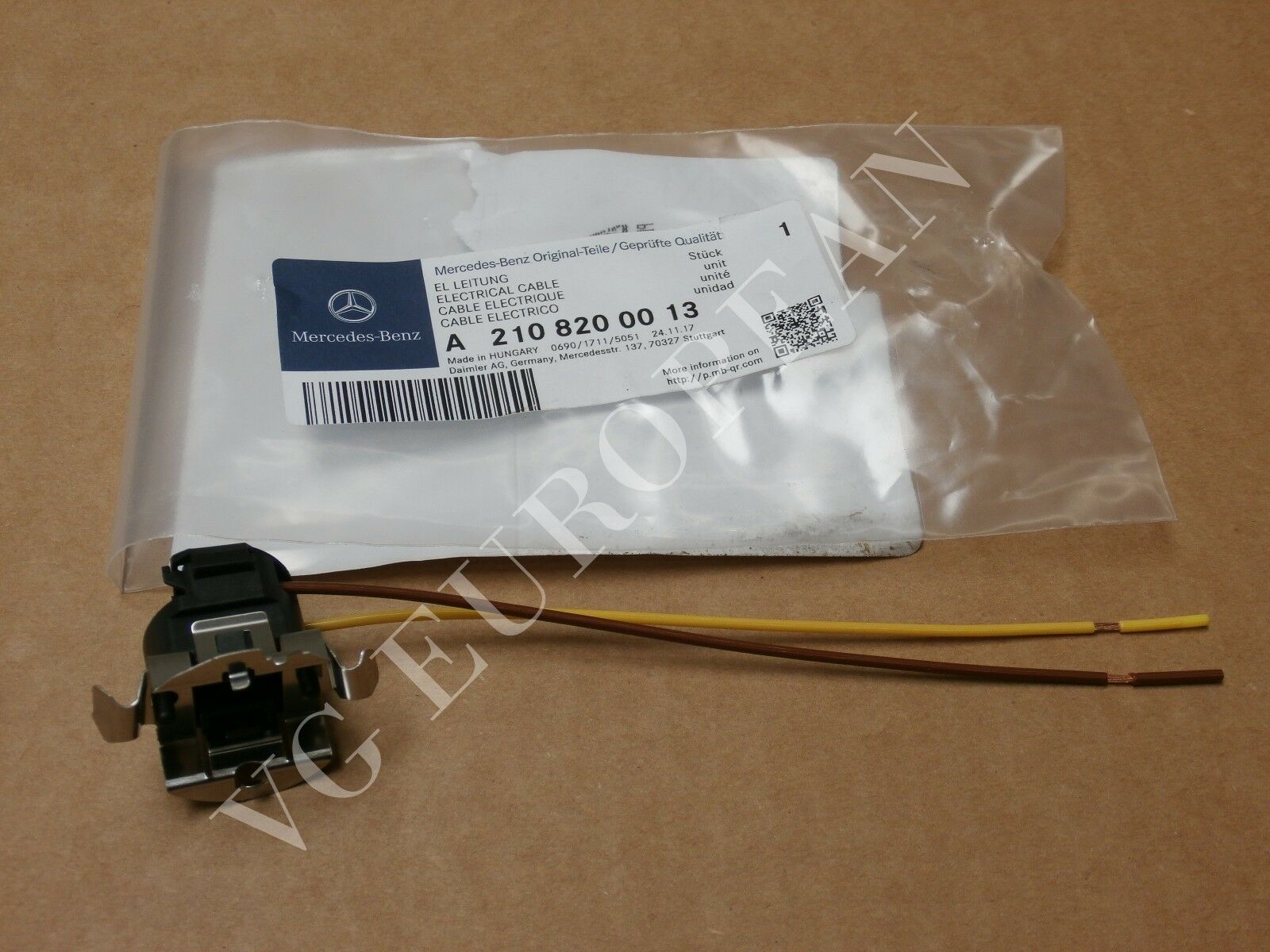Mercedes Benz Genuine W210 E Class Headlight Wiring Harness Ford Expedition 2108200013 New