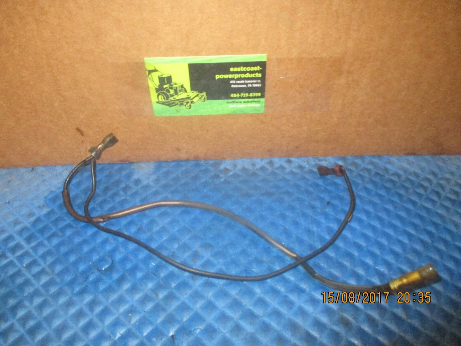 KAWASAKI ENGINE Fs481v 16HP WIRE HARNESS DEERE EXMARK SCAG WALK BEHIND 1 of  1Only 1 available See More