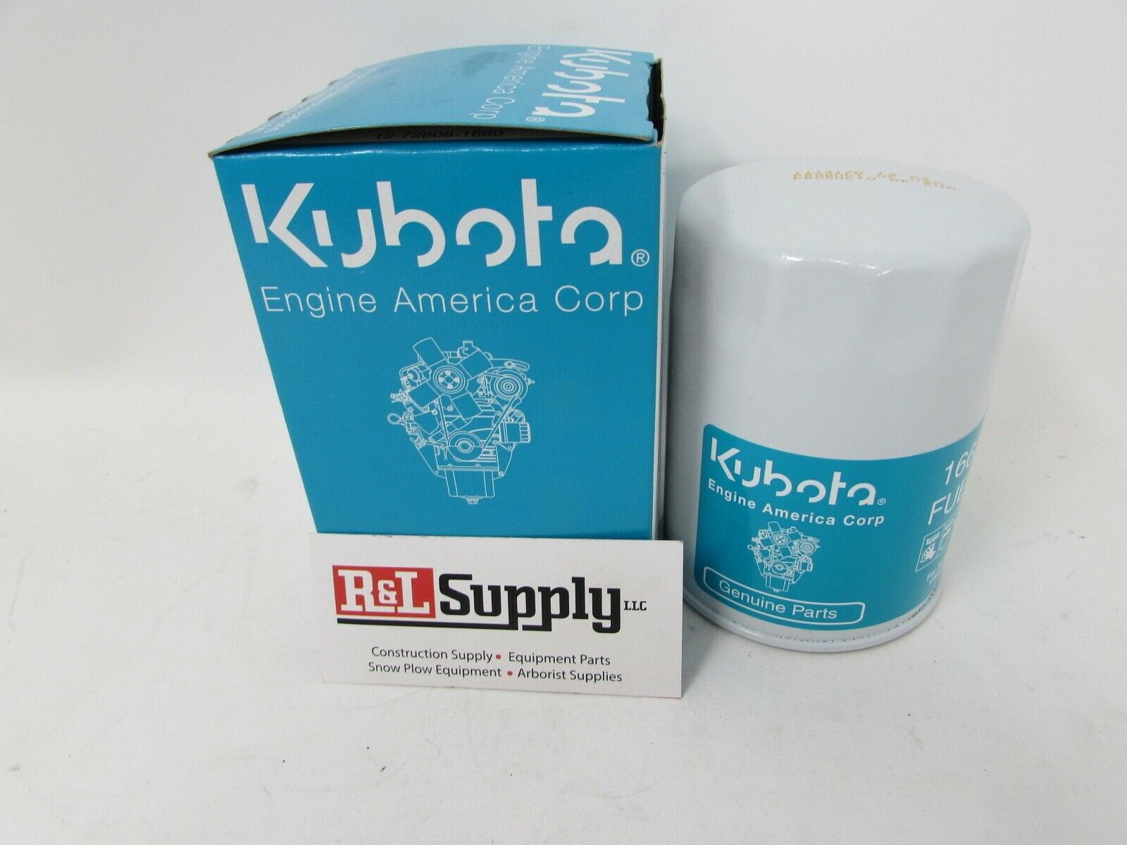 Genuine Kubota Fuel Filter Part 16631 43560 19090 55580 99540 Filters 1 Of 2 See More