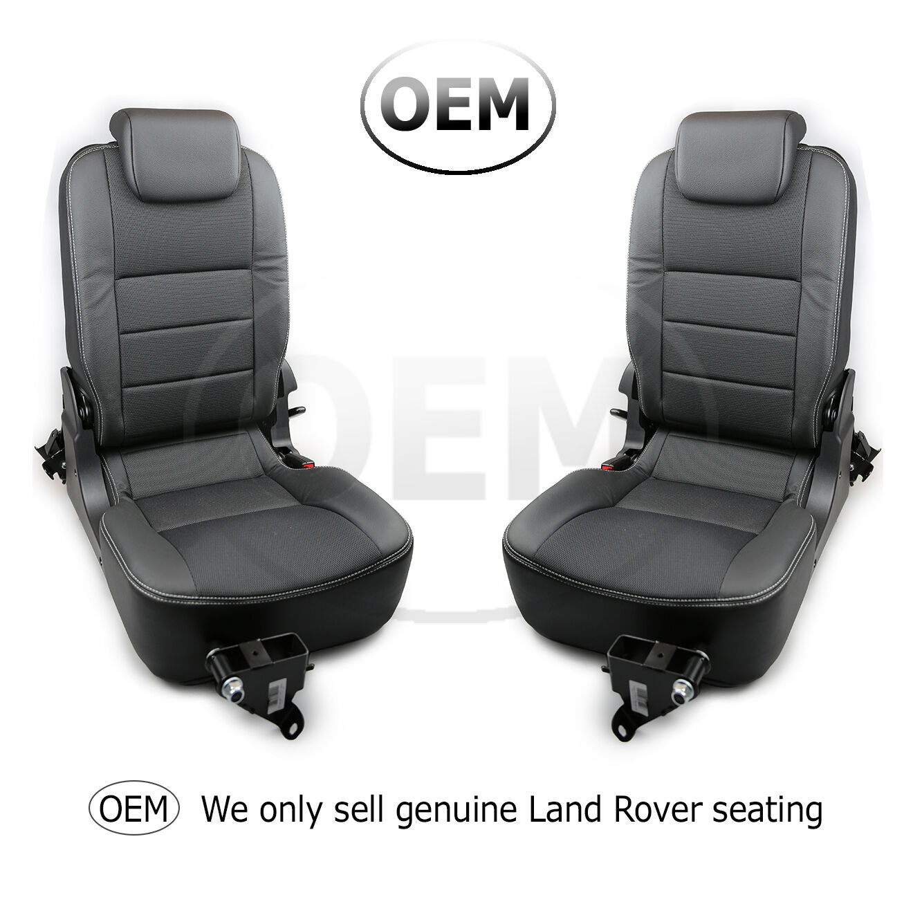 Genuine Land Rover Defender Rear Seat Covers
