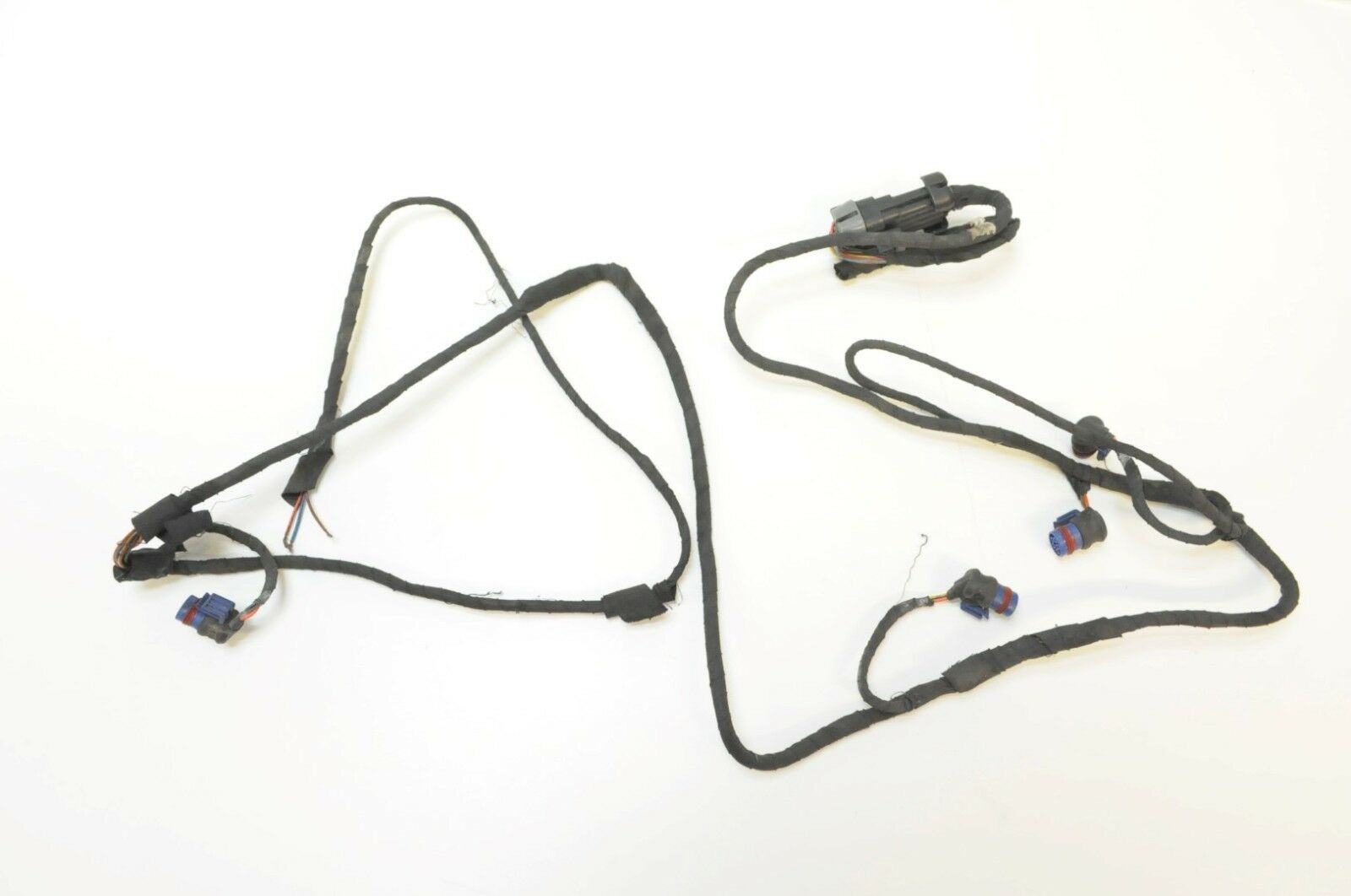 Mercedes C Class W203 2005 Rhd Rear Bumper Parking Sensor Wiring Loom Issues 1 Of 8only Available
