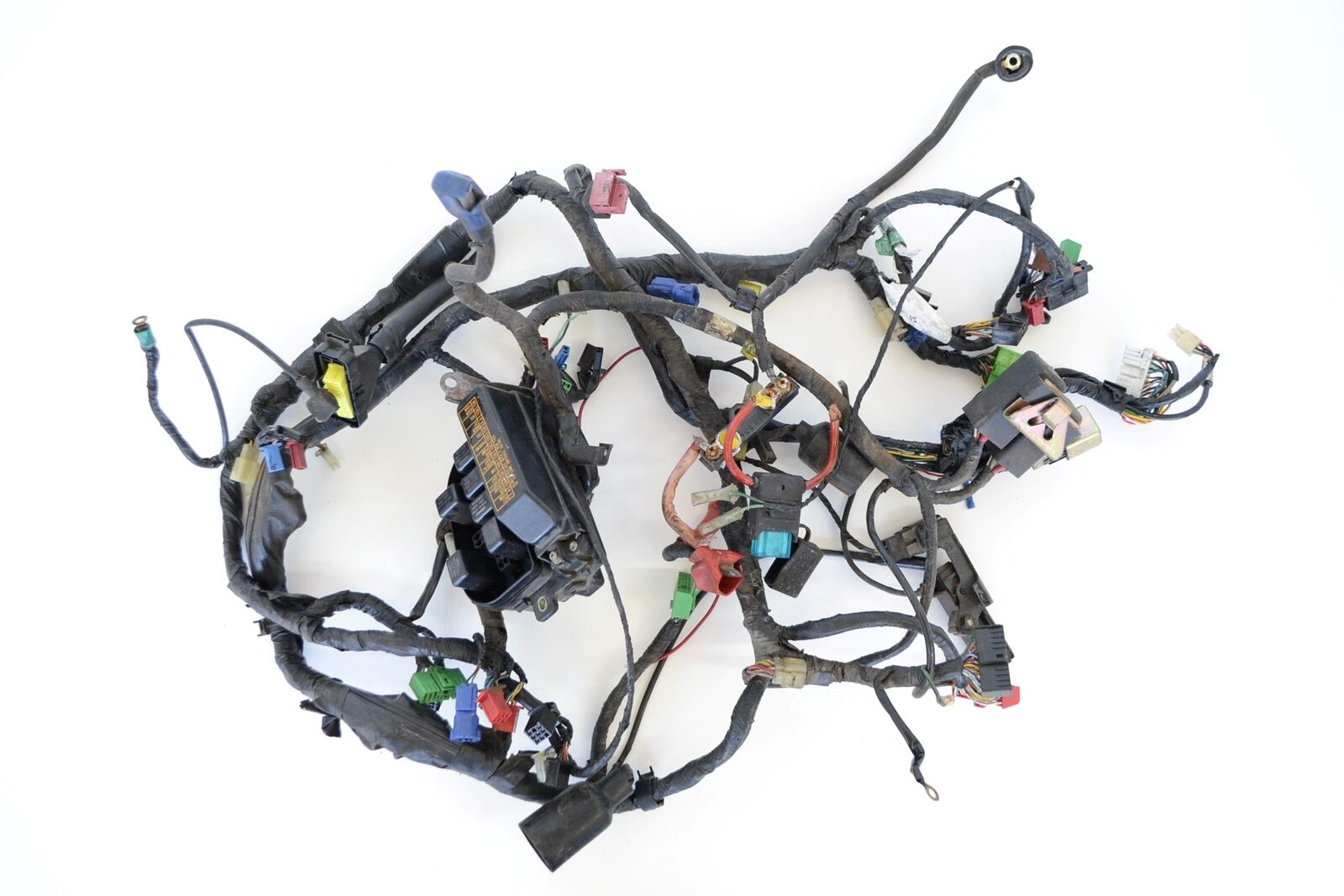 1990 Honda Gl 1500 Gold Wing Main Wiring Harness Loom 10000 2003 Goldwing 1 Of 5only Available