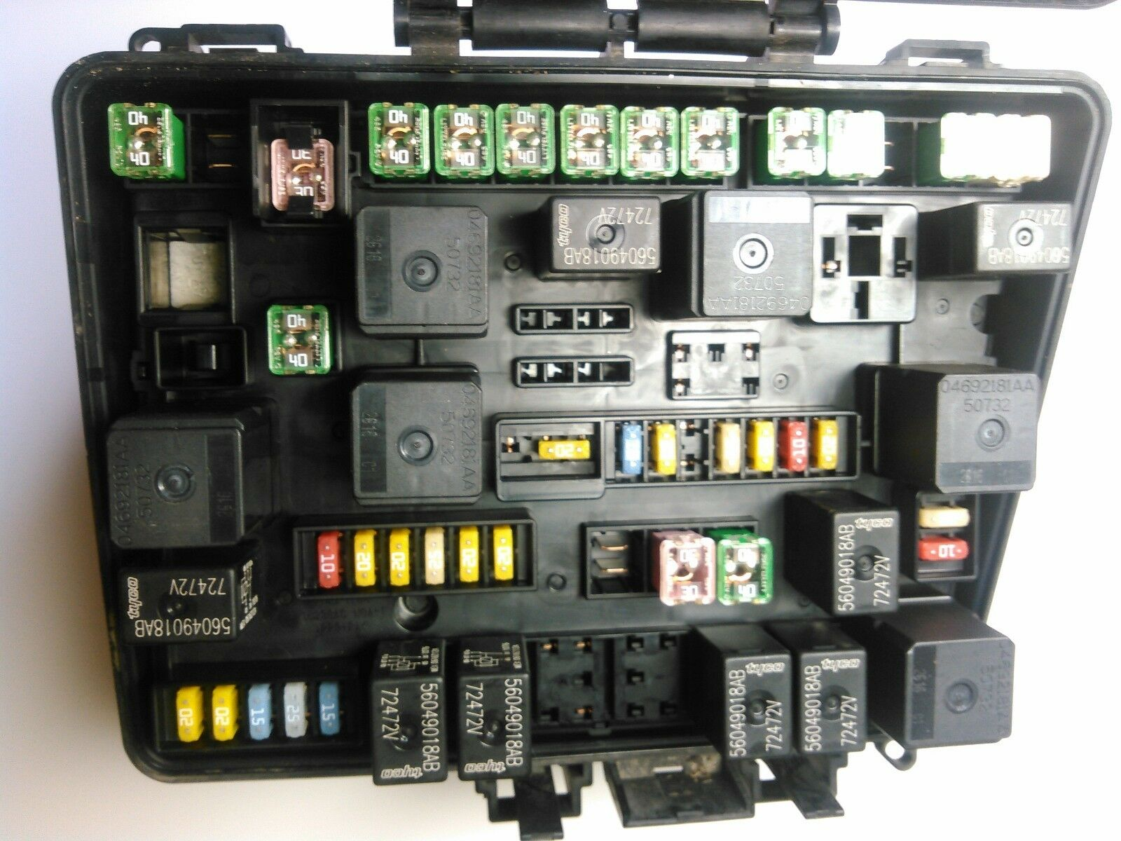 Fuse Box For Chrysler Pacifica 2007 Wiring Library 2008 Integrated Power Module Oem Tipm 05082088af 1 Of 5only
