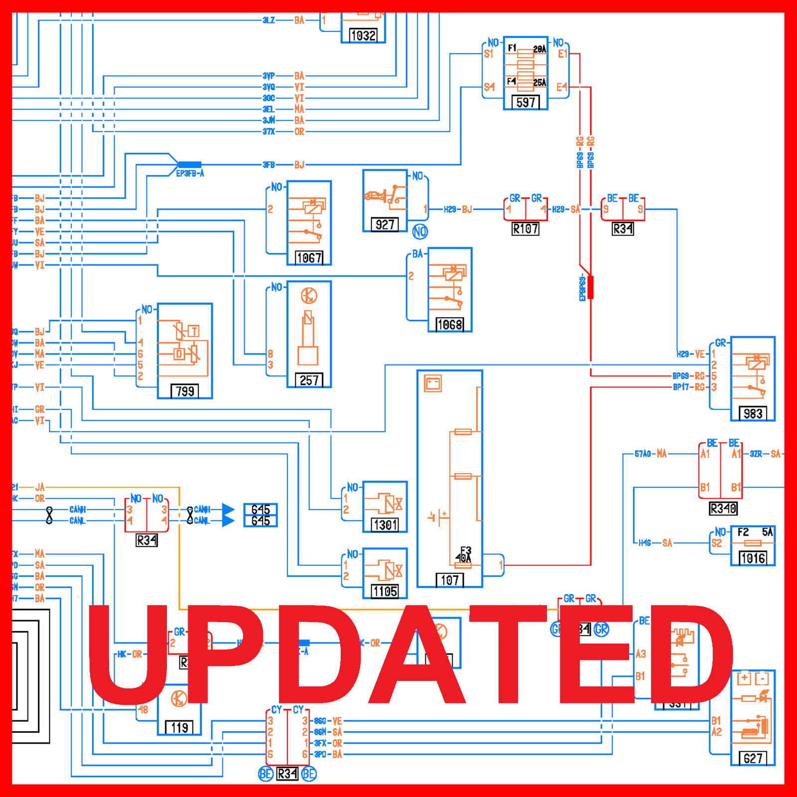 Renault Visu Wiring Diagrams For Download Dont Wait Get Optical Mouse Diagram Electronic Free Image About Today 1 Of 12free Shipping