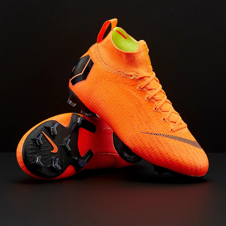 5b4c6db2d UK 5.5 NIKE JR Mercurial Superfly VI 6 ELITE FG Boys Kids Football Boots ( AH7340 - EUR 45