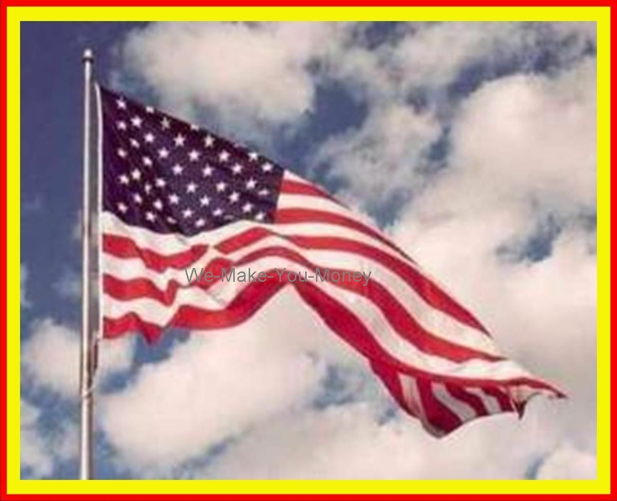 US United States American Flag 3x5 FT 3 x 5 NEW USA