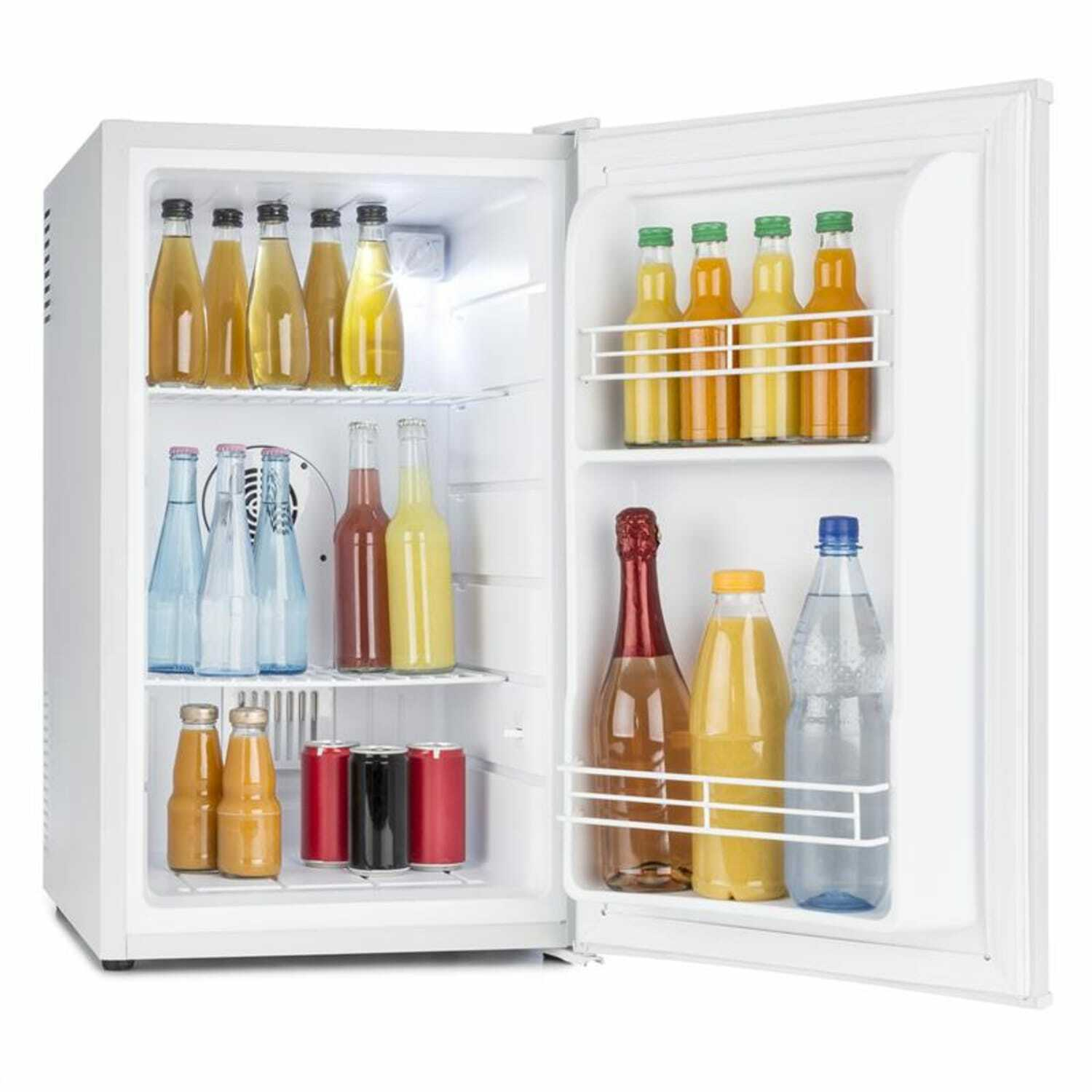 klarstein mini bar frigo 66l pro temperature reglable hotel cafe bar restaurant eur 219 99. Black Bedroom Furniture Sets. Home Design Ideas