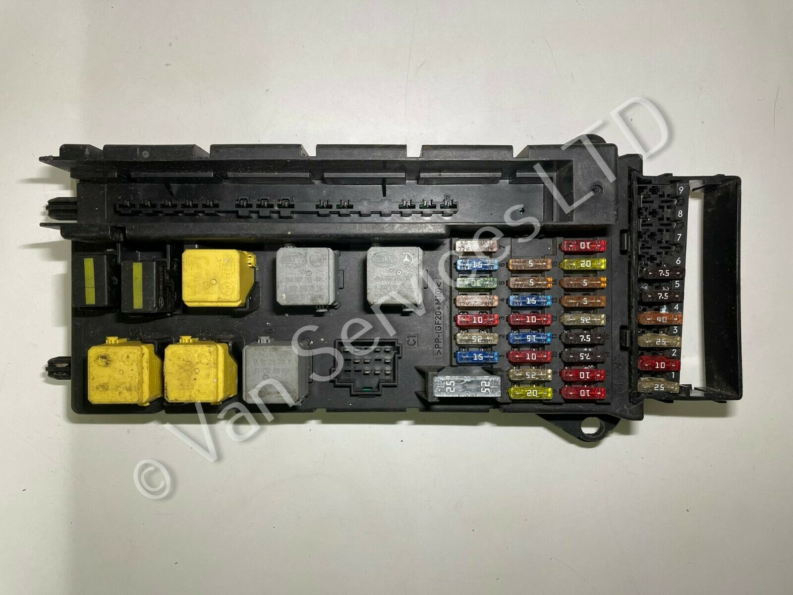 Mercedes Sprinter Crafter Fuse Box Board A 906 545 43 01 Fits 1 Of 1only 4 Available