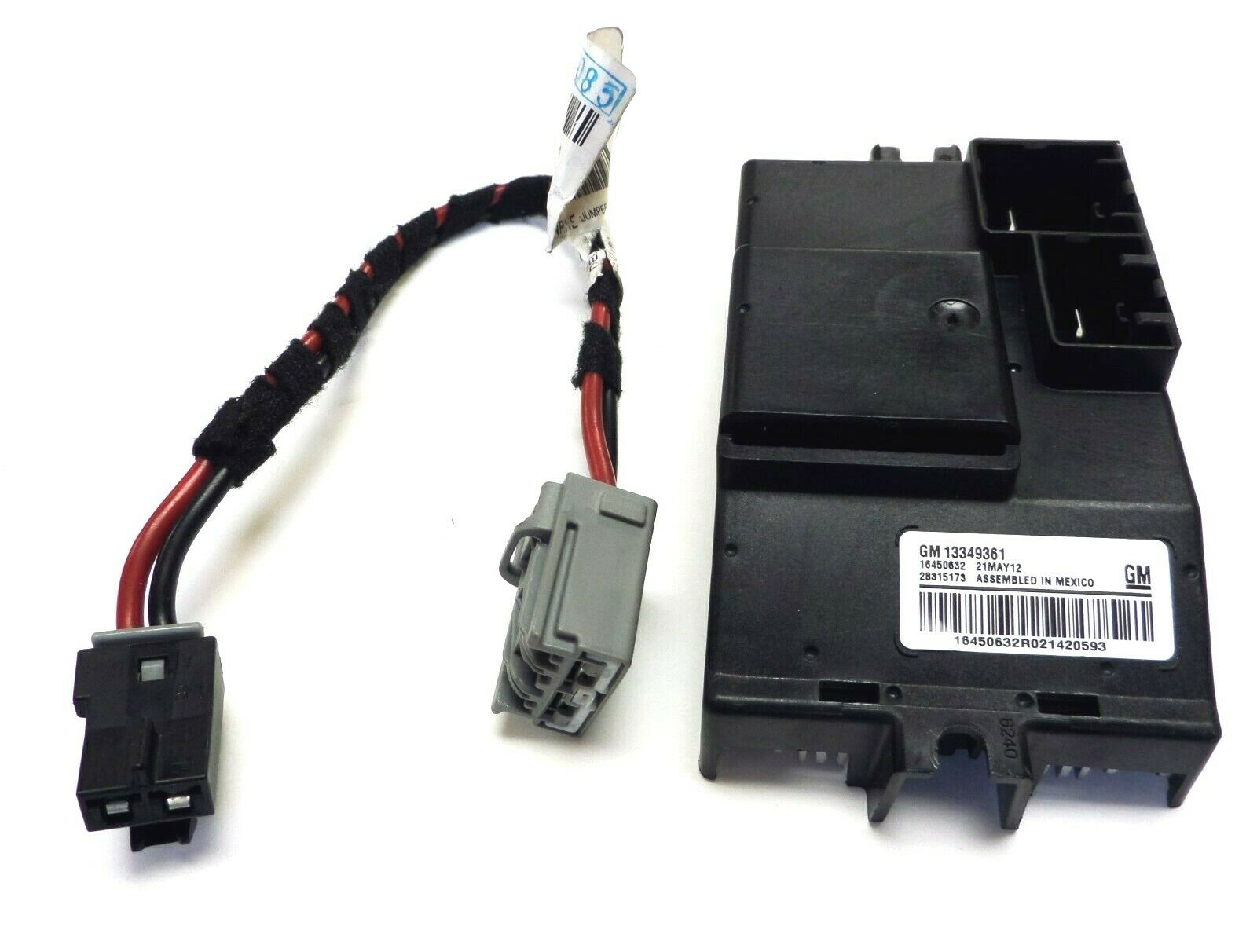 New Genuine HVAC Blower Motor Resistor LHD with Wire Harness Assy 1 of  4Only 3 available See More