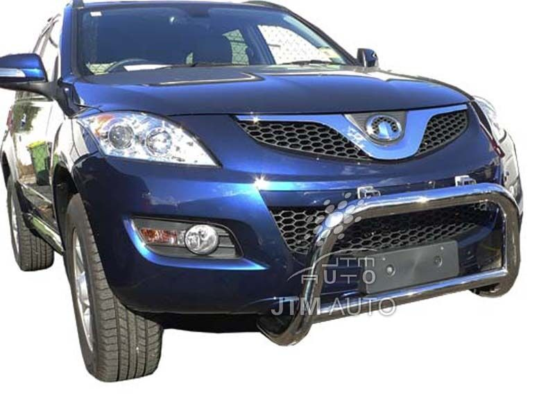 Reset Service Light Great Wall X240 : GREAT WALL X240 X200 Series 2 Nudge Bar Stainless Steel Grille Guard 2011+ AUD 1,240.00 ...