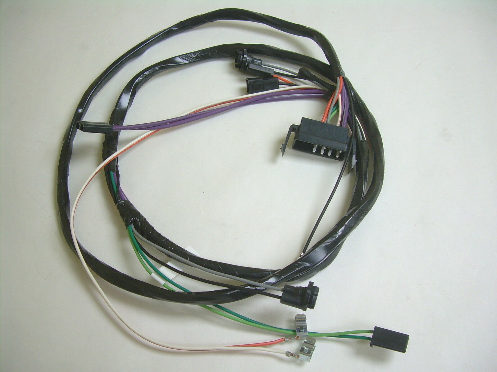 1 of 5Only 1 available 1966 Chevy Impala SS Console Wiring Harness  Automatic without Console Gauges
