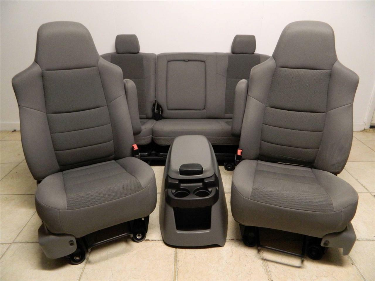 Ford f folding rear seat autos post