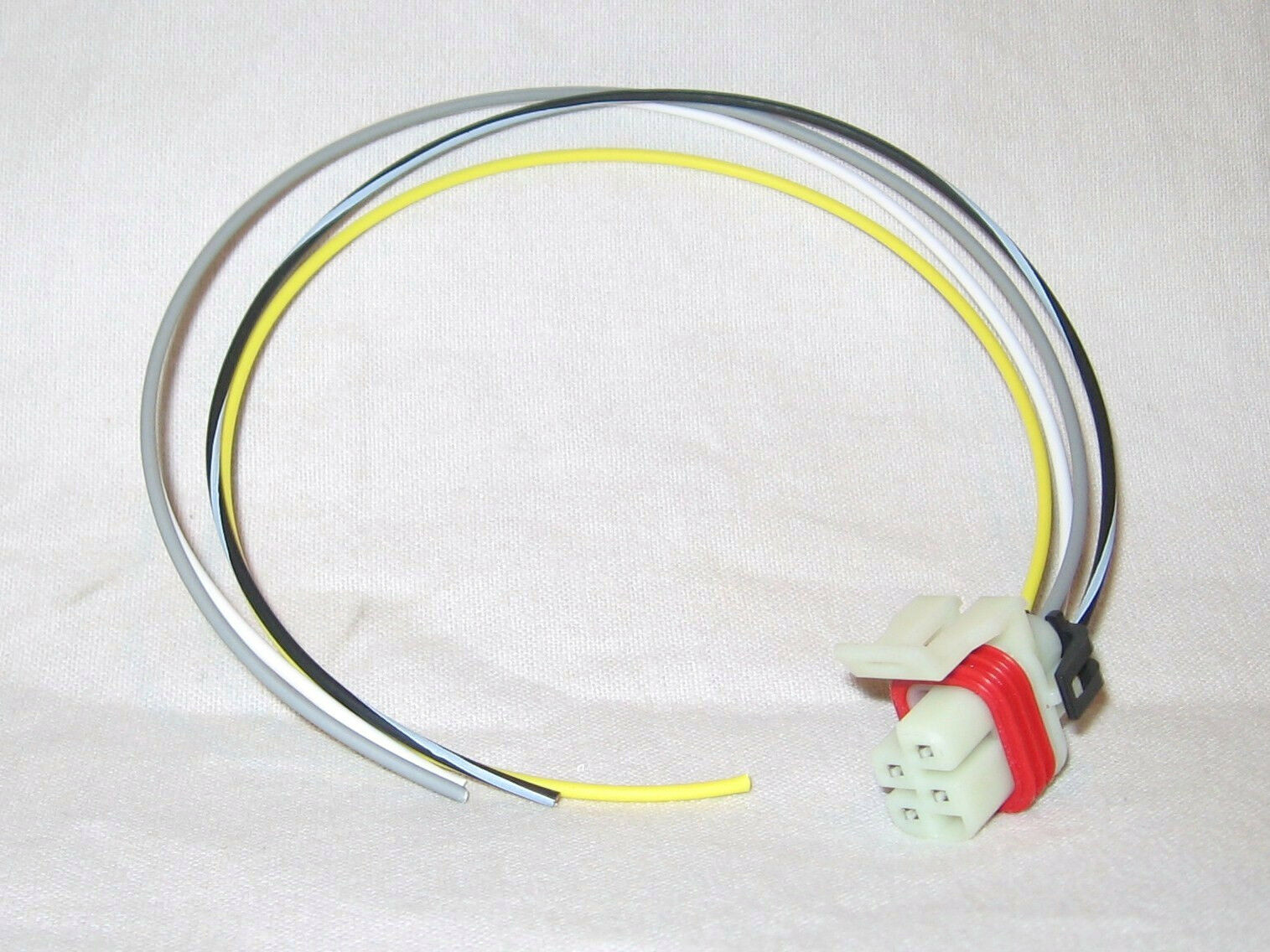 4L60E 4L80E Neutral Safety Switch Connector Pigtail, 4 Wire MLPS ...