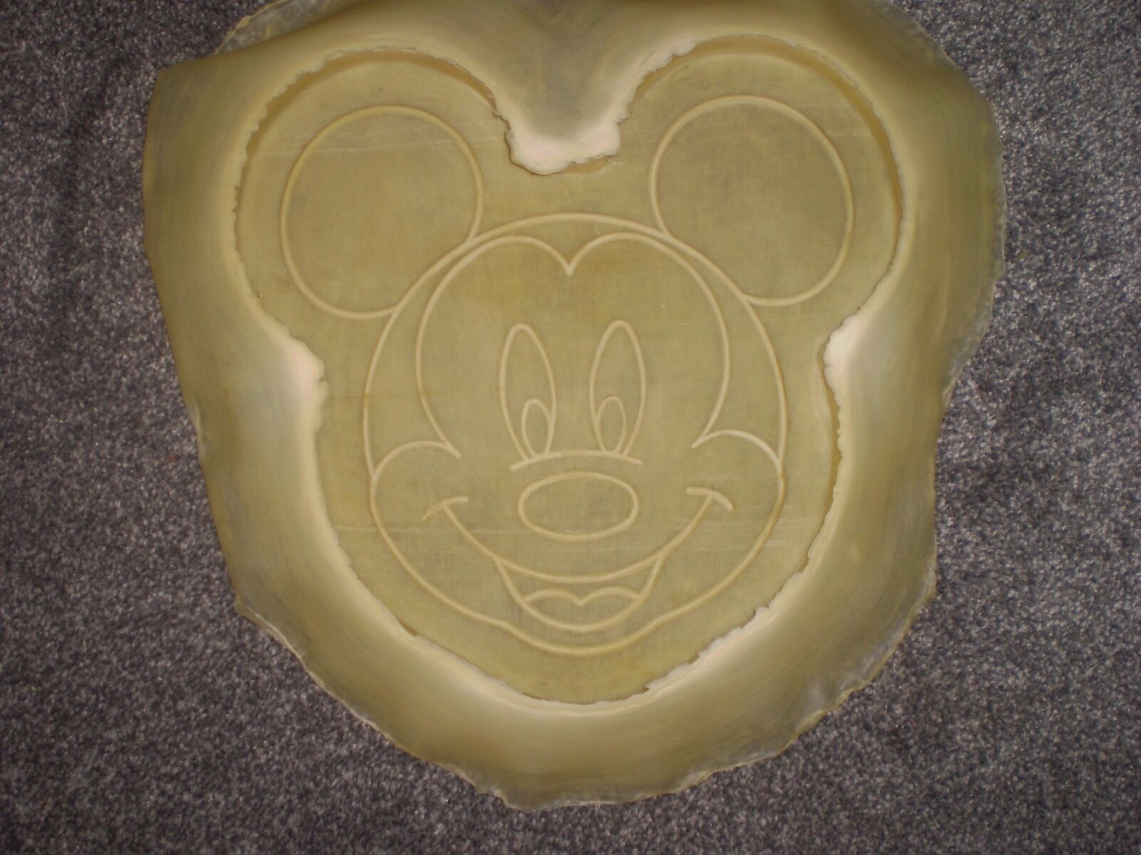 Rubber Latex Molds 107