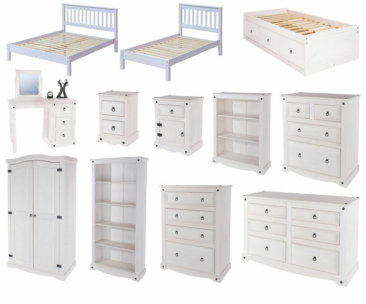 Childrens Bedroom Furniture White Painted Bedroom Furniture