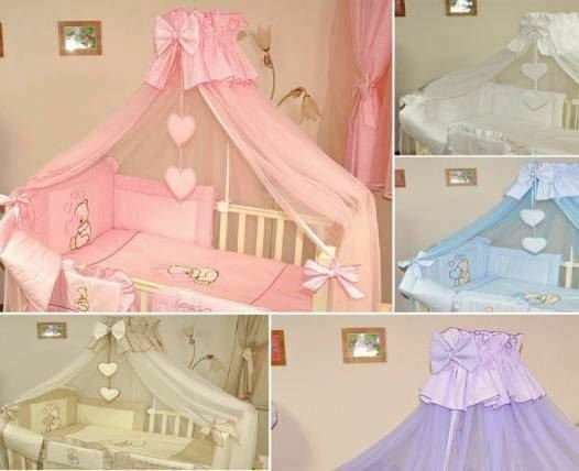 Big Canopy, Mosquito Net 480Cm Wide / No Or With Holder, Rod Type To Choose