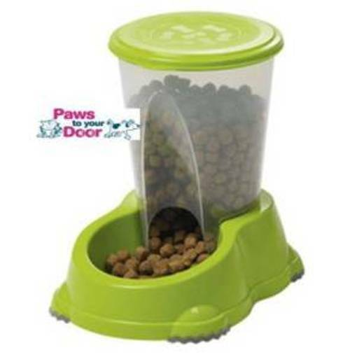 chien chat GAMELLE Intelligent snacker Nourriture Distributeur Mangeoire 1.5L L