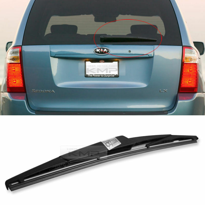 Oem genuine parts rear window wing windshield wiper blade for kia 1 of 3only 4 available freerunsca Gallery