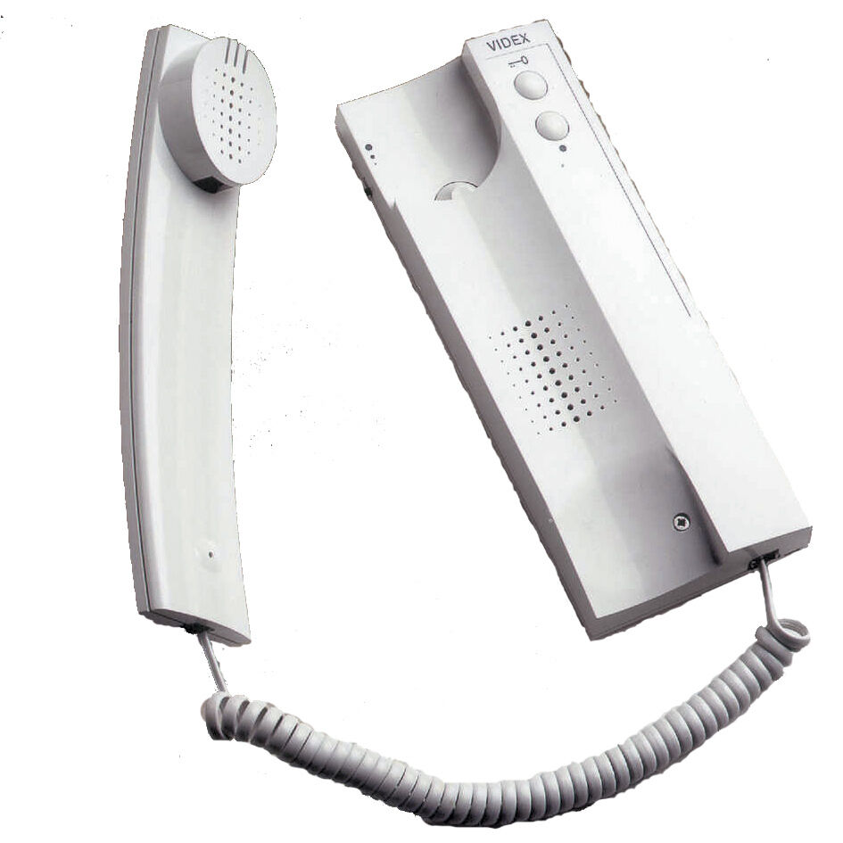 Videx 3101 Handset Replacement For The 924 1 Sur 6