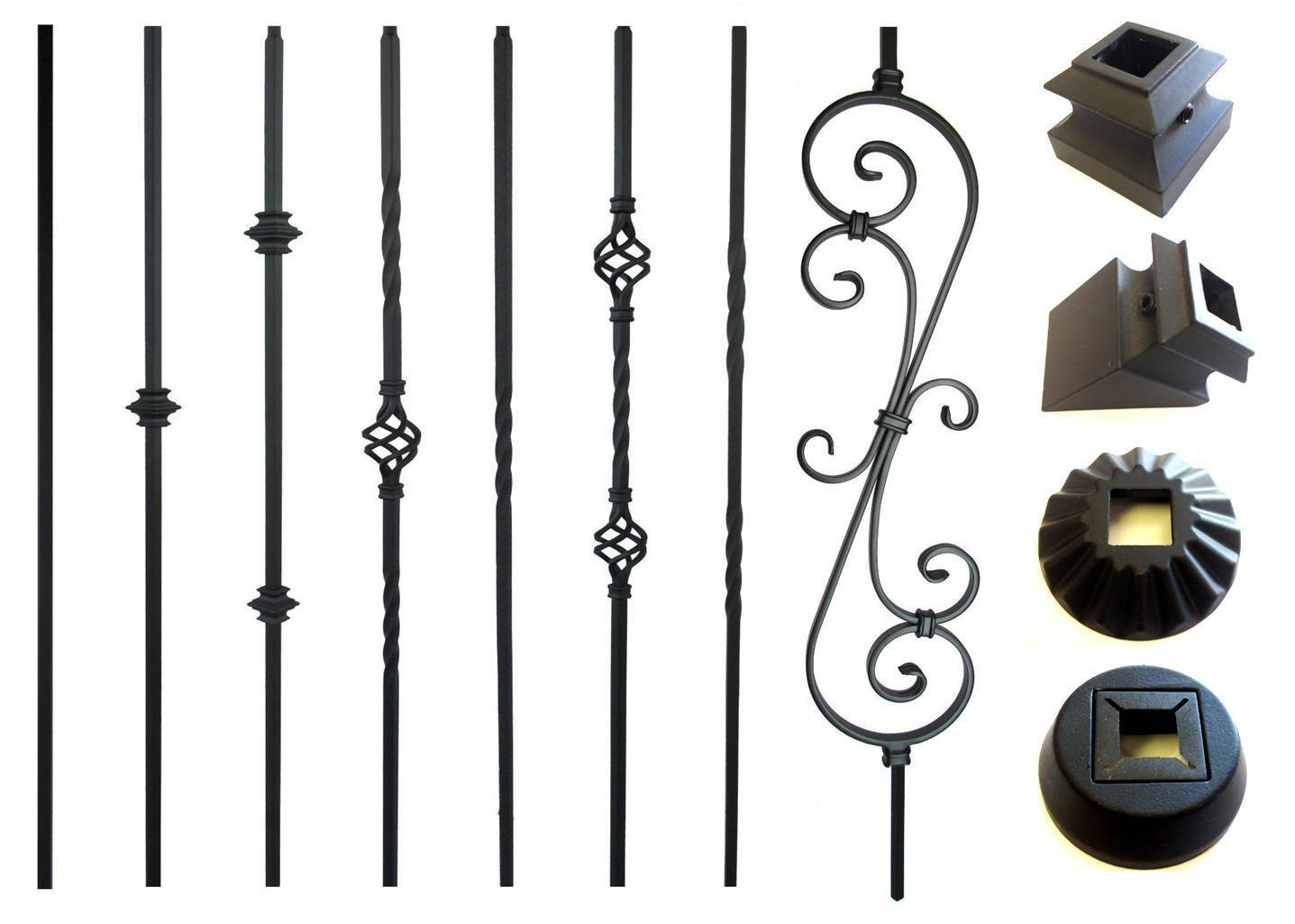 100 metal stair parts advanced staircase iron balusters sta