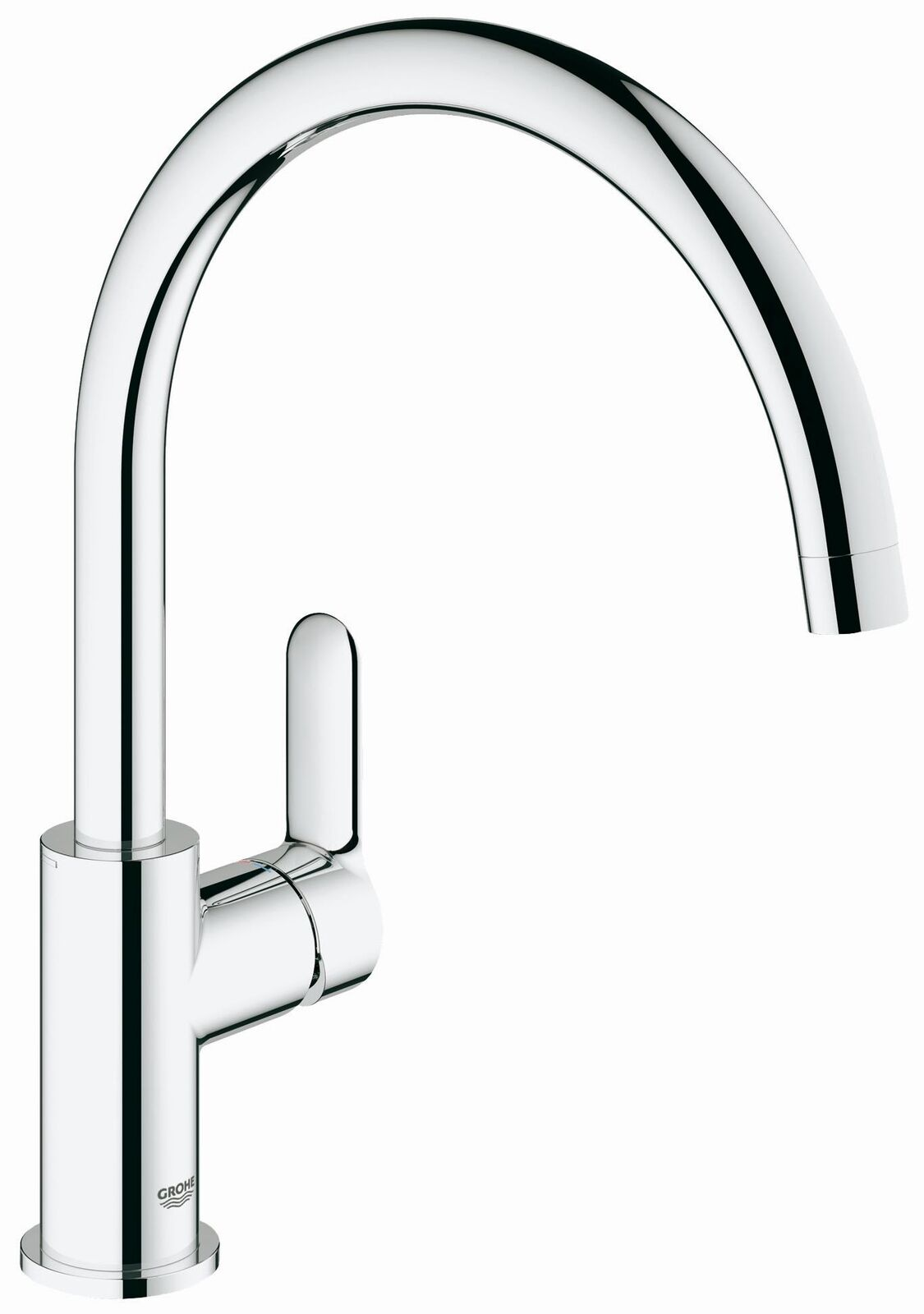 grohe sp ltischarmatur start edge verchromt armatur k chenarmatur wasserhahn eur 69 98. Black Bedroom Furniture Sets. Home Design Ideas