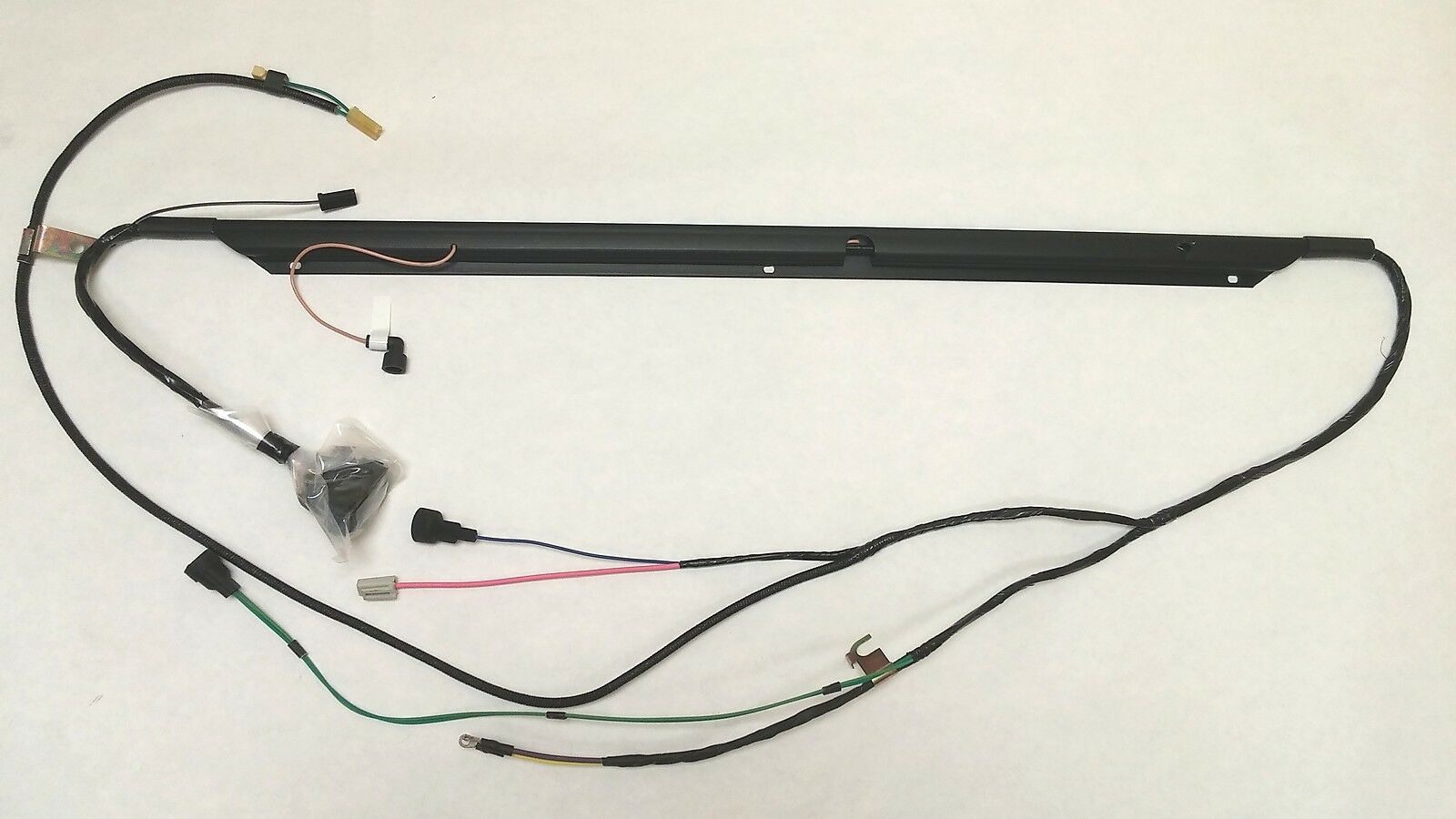 350 Chevy Engine Wiring Harness Library 1972 Truck 1970 Pickup Hei 307 Manual Mt