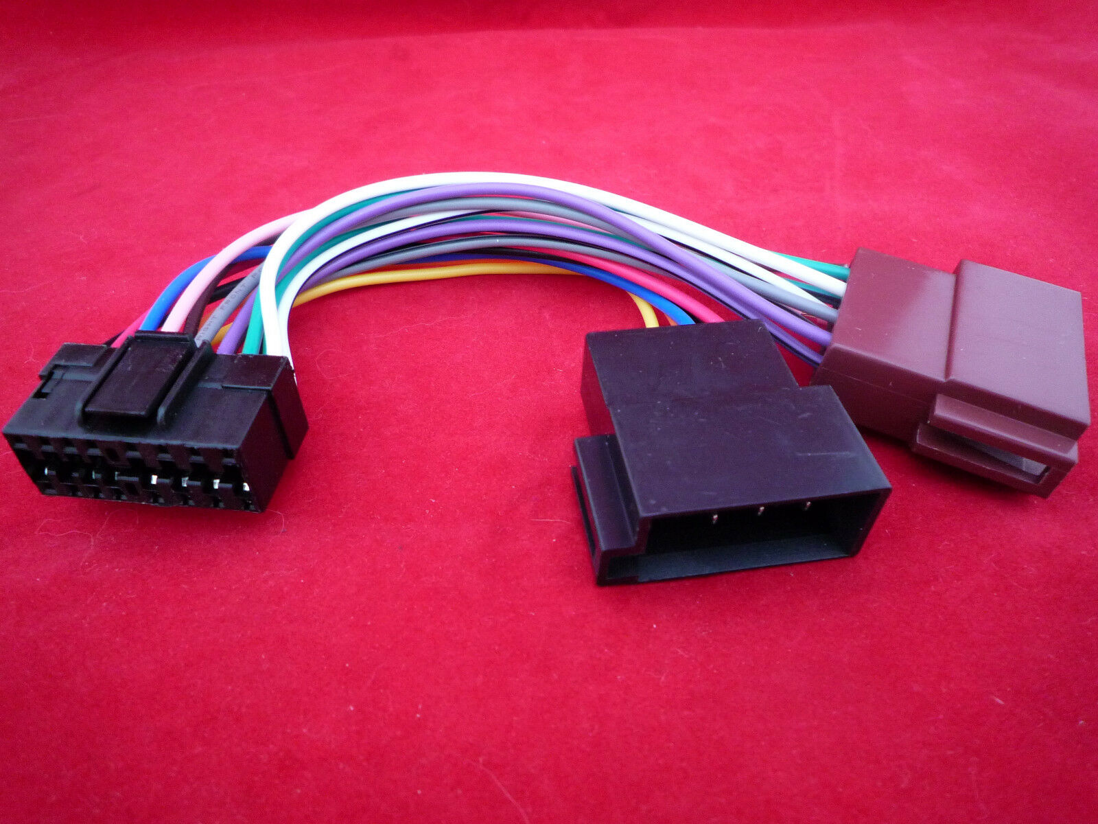 Sony 16 Pin Iso Mex Bt3600u Bt3800u Bt2900 Bt3900u Wiring Harness Lead Cable 1 Of 1only 0 Available
