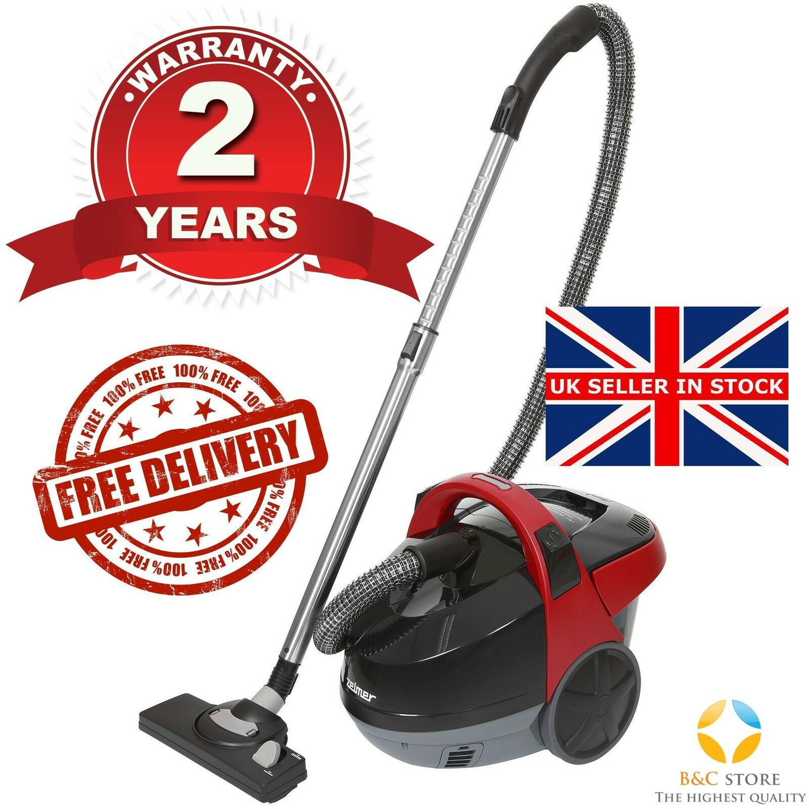The best Zelmer vacuum cleaners with an aqua filter: five models of advice to buyers of brand vacuum cleaners 3