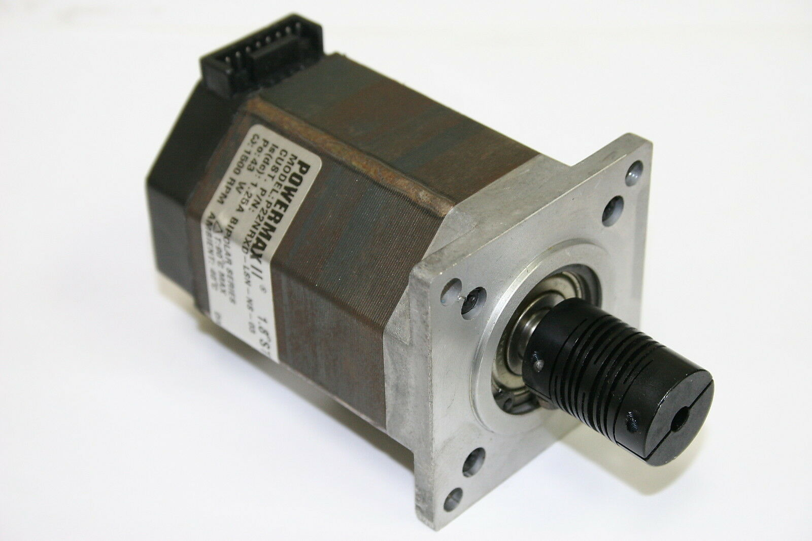 Pacific scientific p22nrxd lsn ns 03 powermax ii 1 8 for Pacific scientific stepper motor
