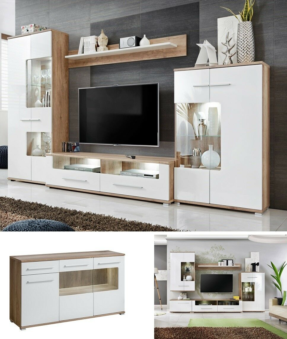 tv unit living room living room furniture set tv unit stand cabinet wall 17466