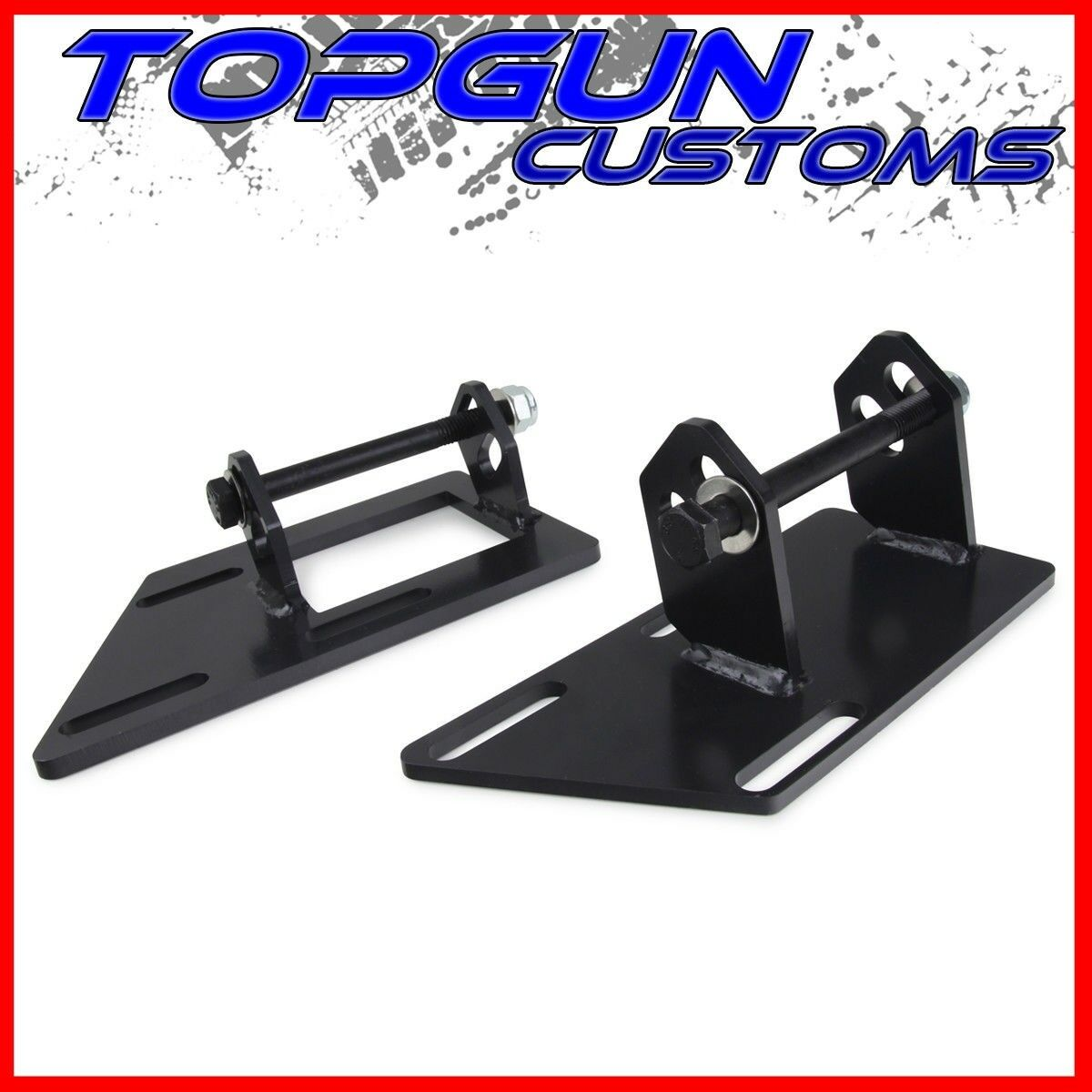83-05 S10 S15 Blazer Jimmy Sonoma Bravada SBC Engine Swap Mounts ...