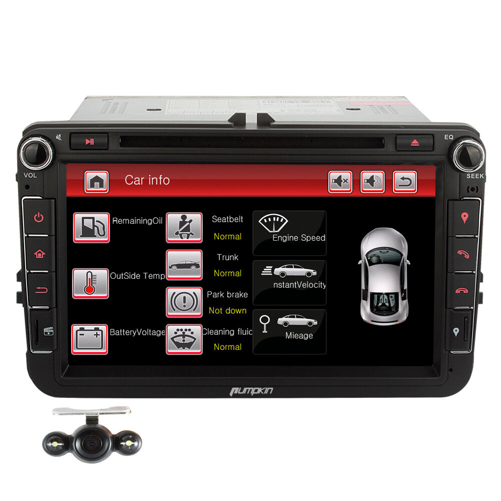8 autoradio gps navi 2 din dvd player rds usb sd bt lenkradsteuerung mit kamera eur 199 49. Black Bedroom Furniture Sets. Home Design Ideas