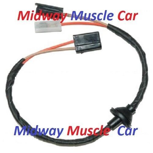 Th turbo transmission kickdown wiring harness chevy