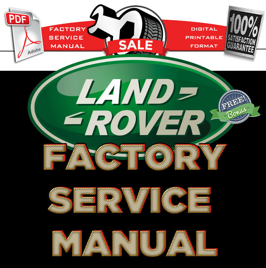 2006 Land Rover Lr3 Service Manual Car 2005 Wiring Diagrams Discovery 3 2007 2008
