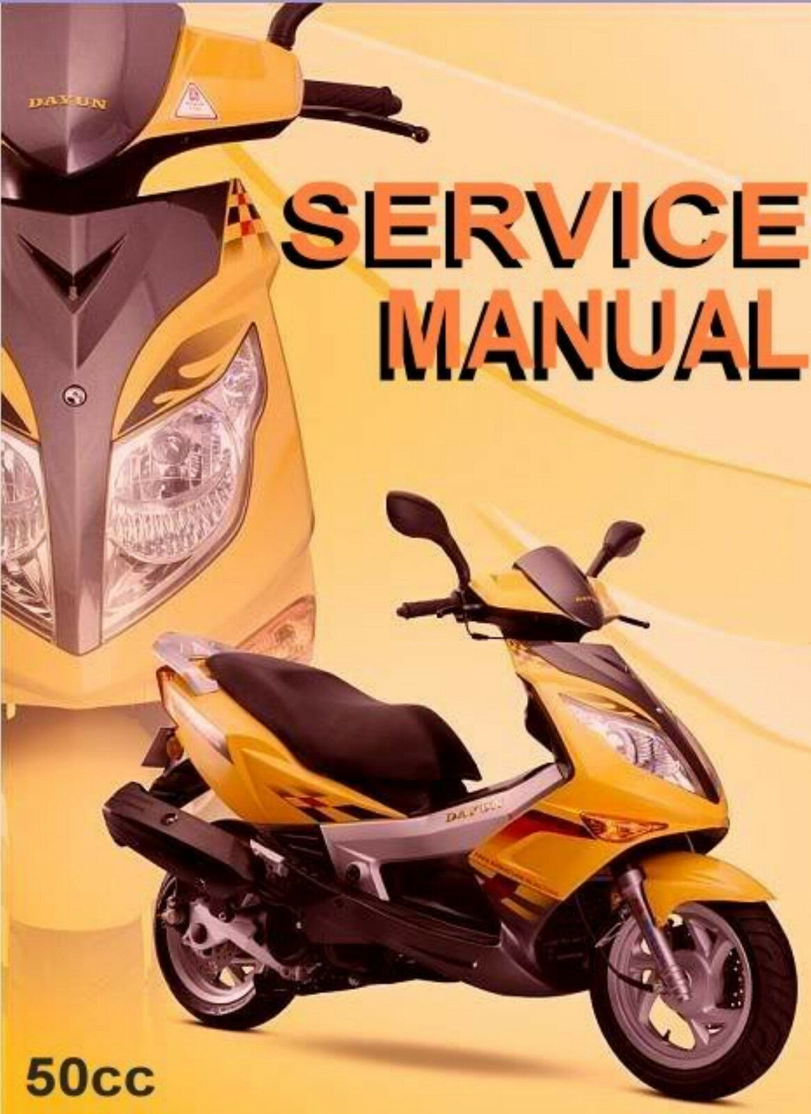 Chinese Scooter 50cc GY6 Service Repair Shop Manual on CD VIP Peace Sports  Sanli 1 of 3 Chinese Scooter 50cc GY6 Service Repair Shop Manual ...