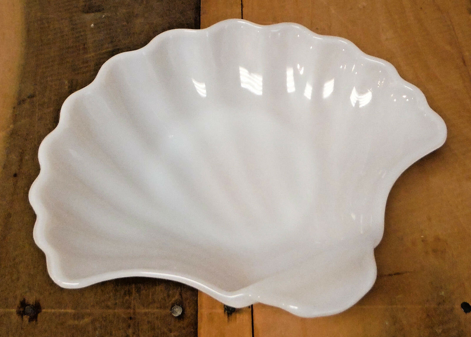 Vintage milk glass dish shell shaped for candy soap business cards vintage milk glass dish shell shaped for candy soap business cards beach decor 1 of 8only 1 available see more colourmoves
