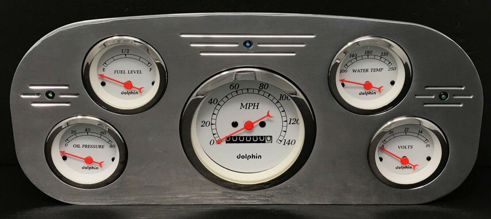 1935 1936 Ford Truck Gauge Cluster White 26000 Picclick 1957 Chevy