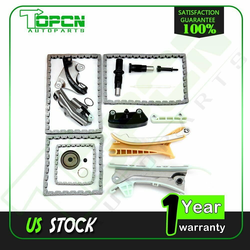 Fits 97 10 Ford Ranger Explorer Mercury Mazda 40l Timing Chain Kit 2004 4 0 1 Of 4free Shipping