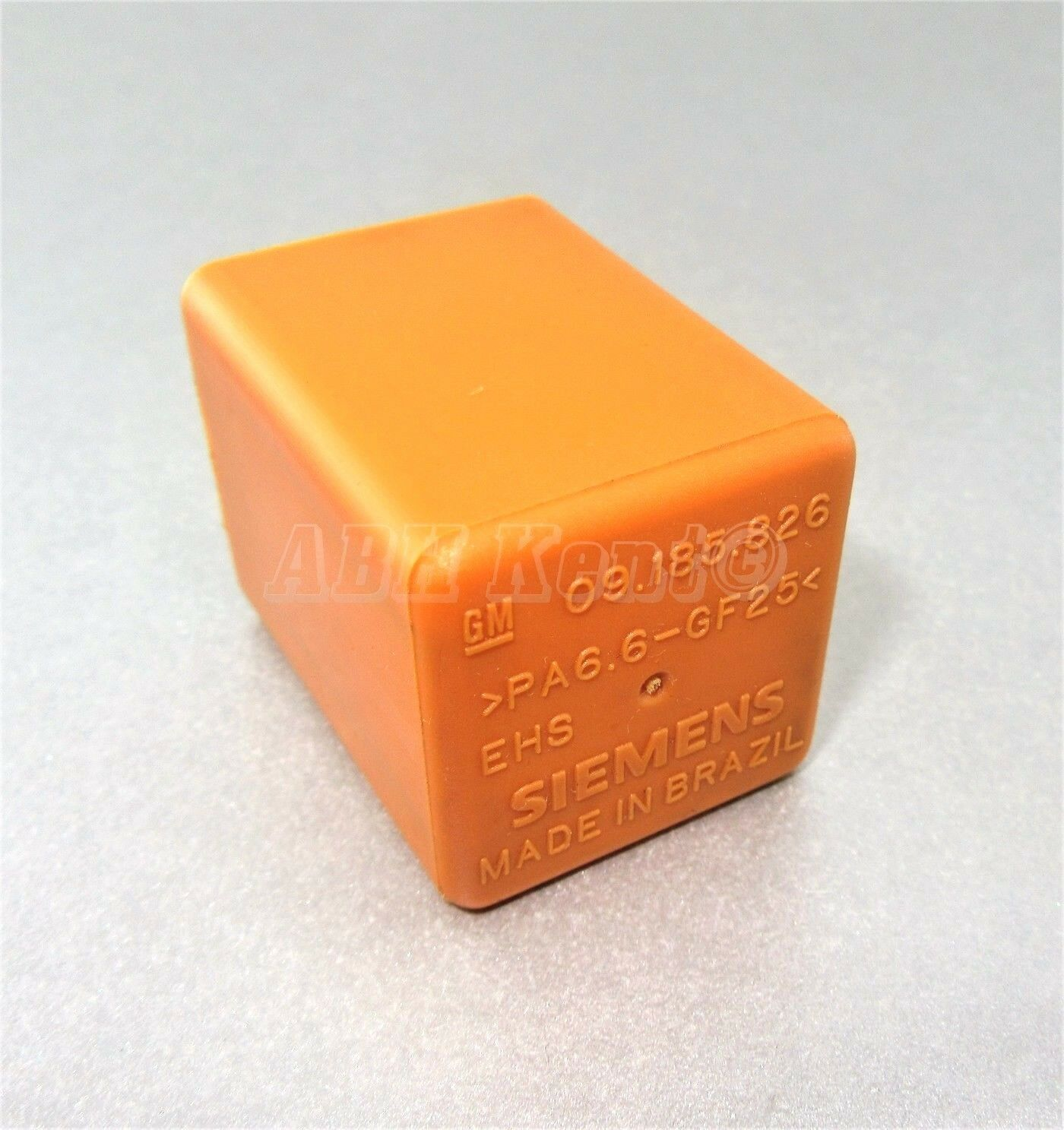 310 Vauxhall Opel 5 Pin Orange Relay Speed Signal Gm 09185826 Lucas 1 Of 5only 0 Available