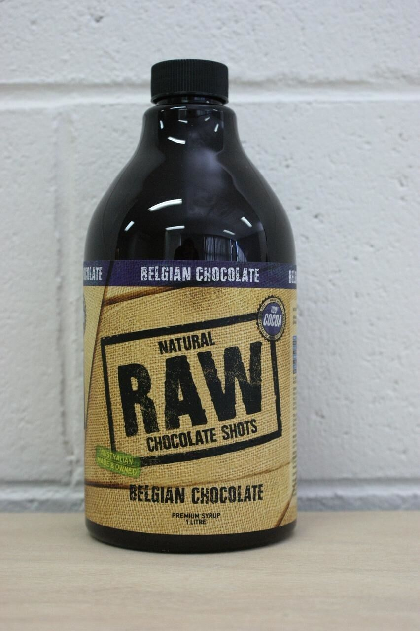 Natural Raw Belgian Chocolate