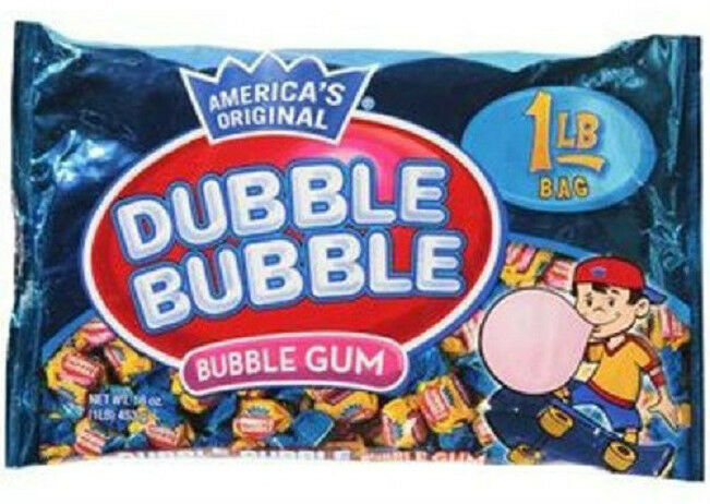USA DUBBLE BUBBLE GUM 453g