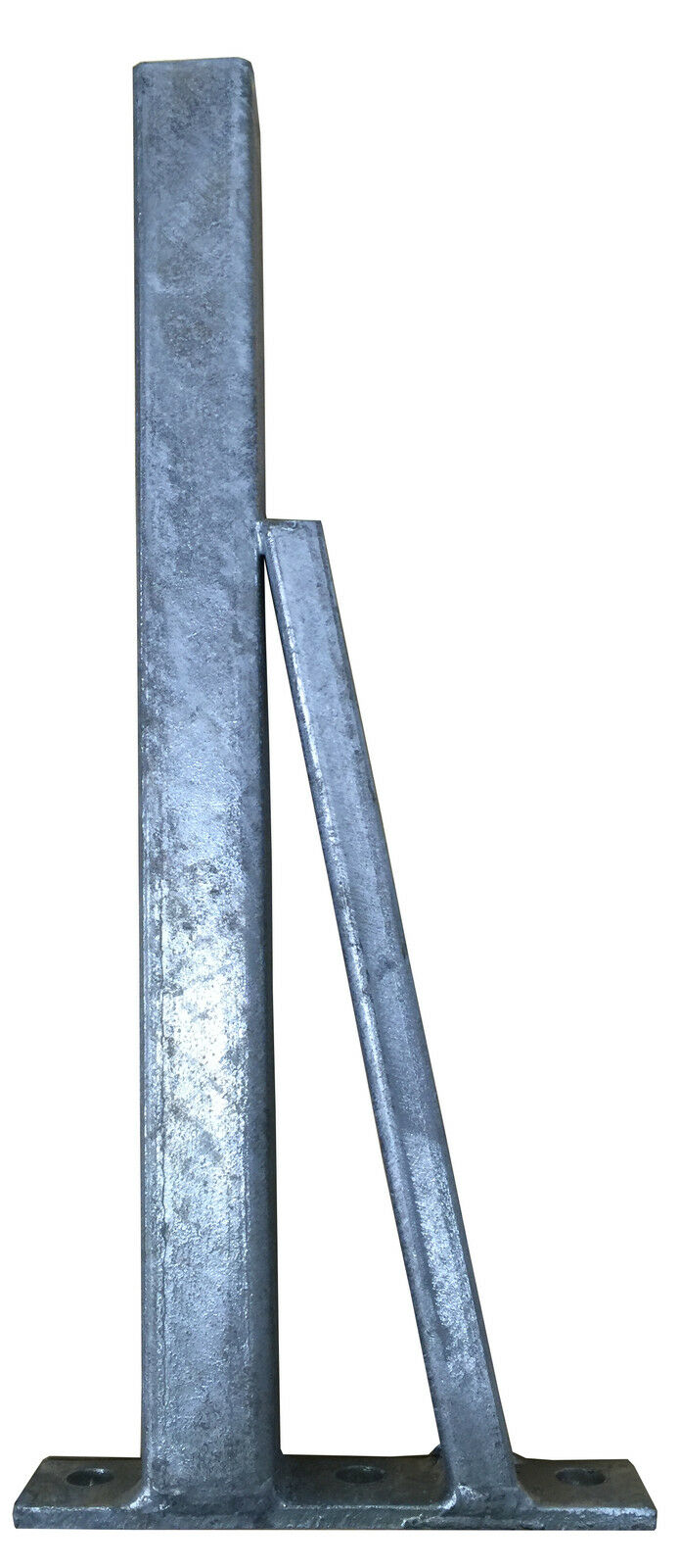 Split System Galvanised Wall Bracket Supports 200Kg 635Mm - Pair - Sp-900