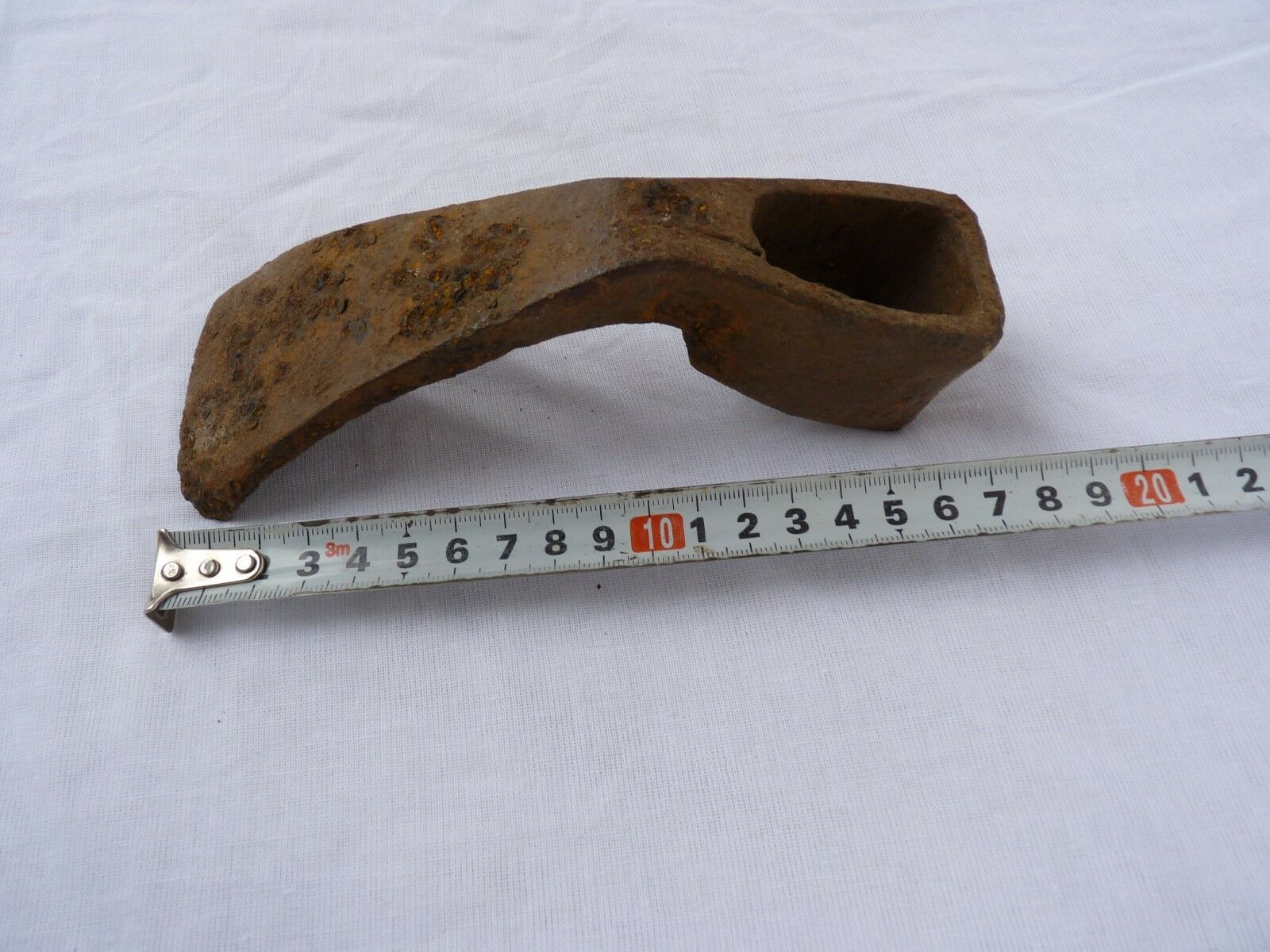 Antique Byzantine Handforged Iron