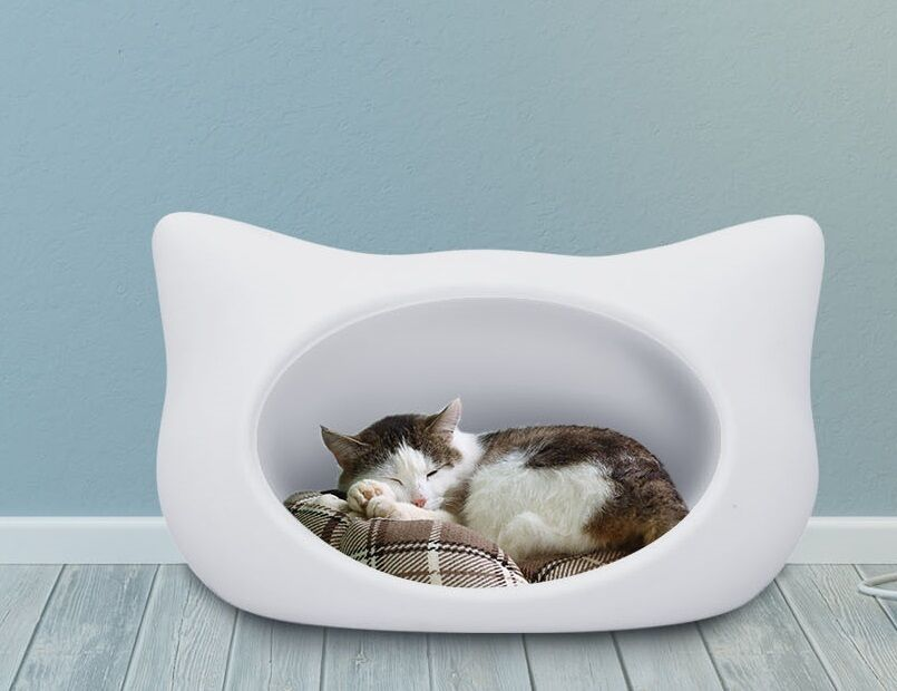 Cat Bed - Whiskas Look-A-Like Basket - Pet Pod - Free Delivery