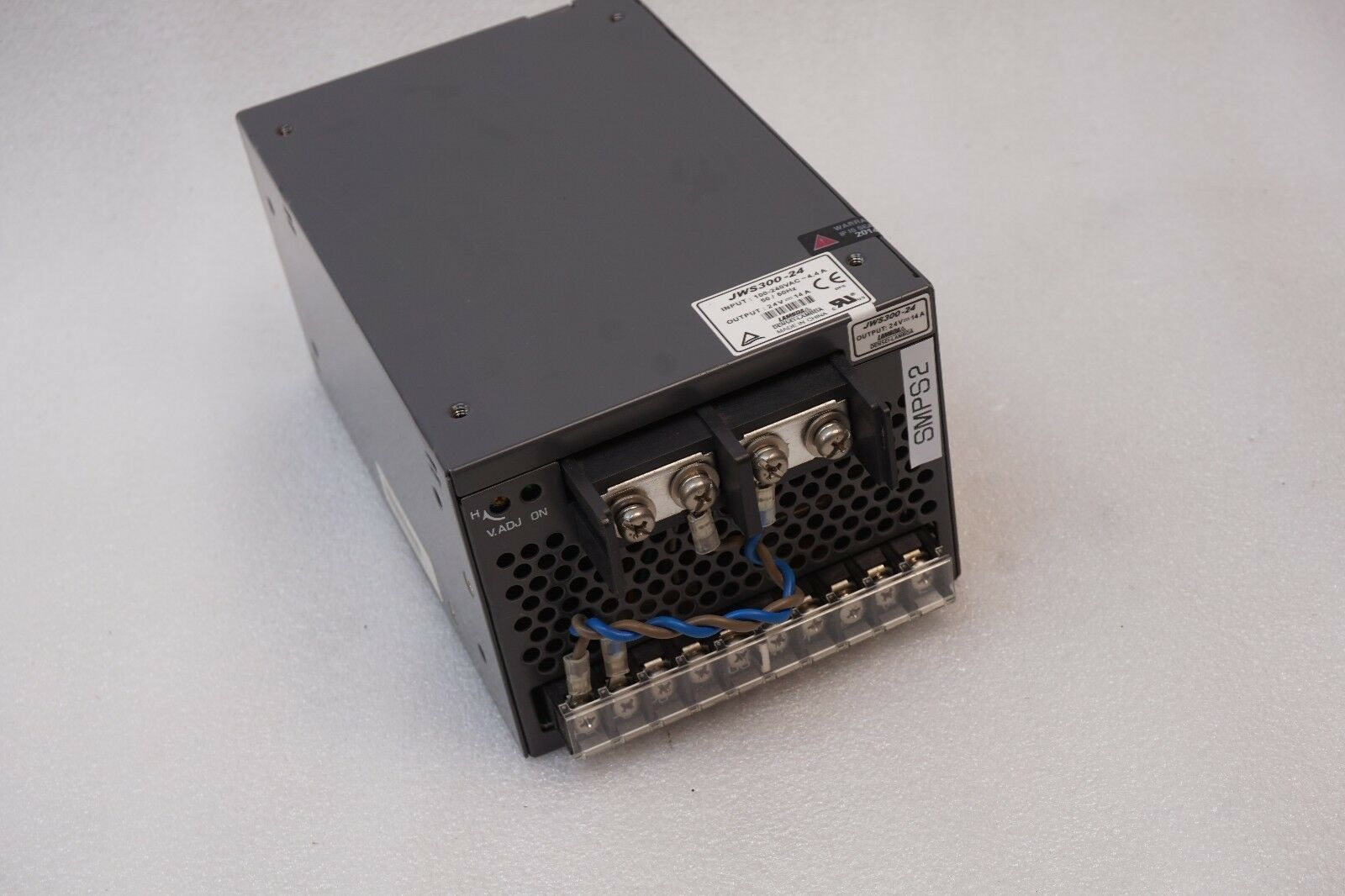 Densei Lambda Jws300 24 Power Supply Tested Working Free Ship Ac Dc 60w 24vdc 25a Active Tech Electronics 1 Of 1only Available
