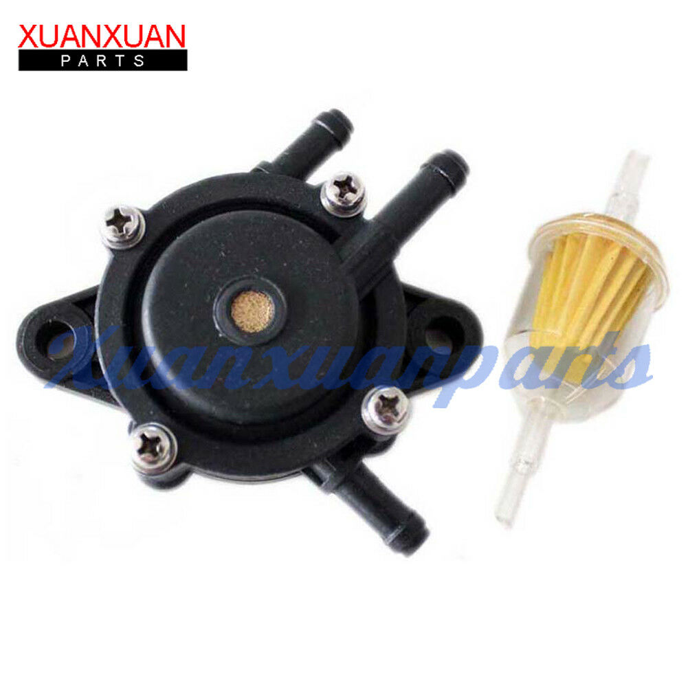 Fuel Pump Filter For Craftsman Riding Lawn Mower Briggs 2008 Jeep Wrangler 1 Of 6free Shipping