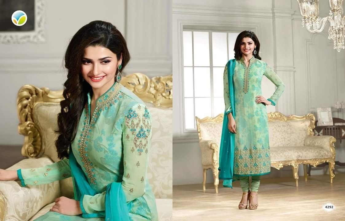 Indian Pakistani shalwar kameez dresses for EID wedding party semi-stitched