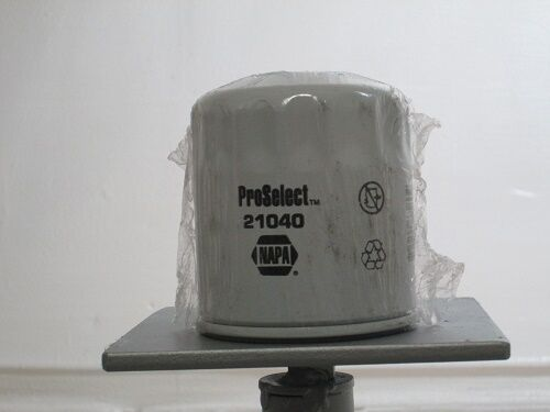 Napa Proselect Oil Filter 21040 Lot Of 5pcs New 1 2only Available